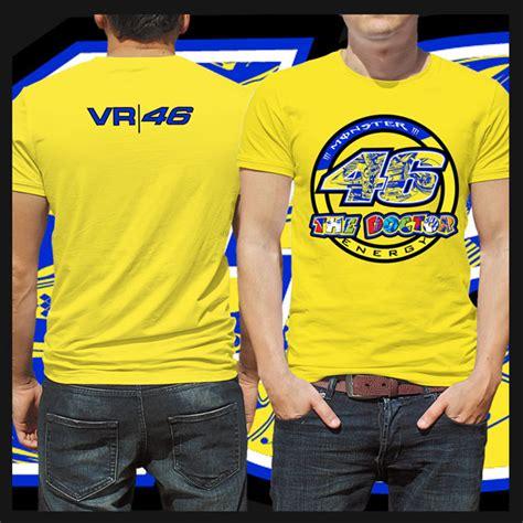 Tshirt Baju Kaos Lorenzo Moto Gp Yomerch 1 jual kaos valentino kaos tshirt vr 46 valentino hitam b9bd1cb2