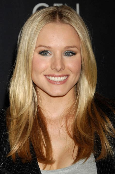hair styles for age 24 kristen bell bra size age weight height measurements