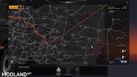 africa map multimod 5 5 ets2 europe africa map multimod 5 5
