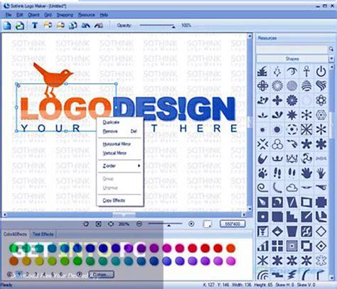 free logo design maker download sothink logo maker professional free download