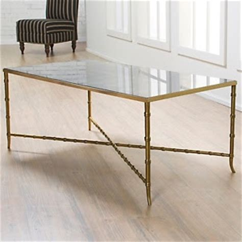 A Guy A Girl And Two Dogs Dear Acrylic Coffee Table Nate Berkus Coffee Table
