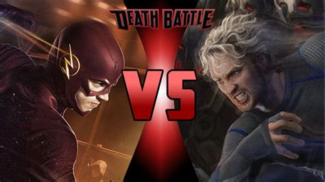 movie quicksilver vs flash quicksilver vs the flash death battle fanon wiki