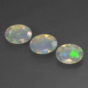 Lemon Quartz 46 17ct 1 2 carat multicolor opal gems from and