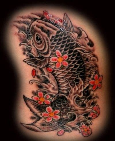 black and grey koi tattoo meaning 17 best tattoo images on pinterest japan tattoo tatoos