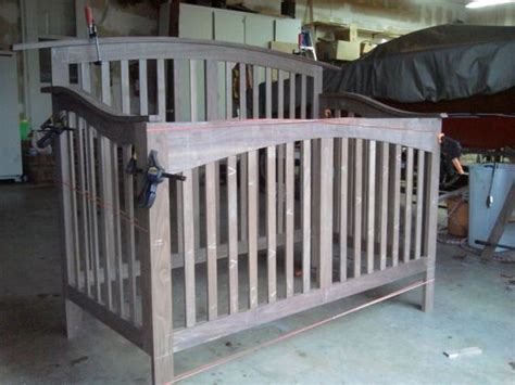 convertible crib plans nursery pinterest