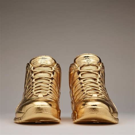 10 dollar shoes gold air 10 sole collector
