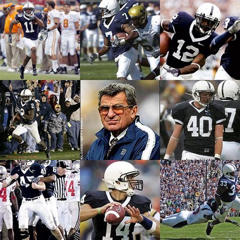 Penn State Finder Penn State Football Penn State Football Collage By Bhatiav Flickr Photo