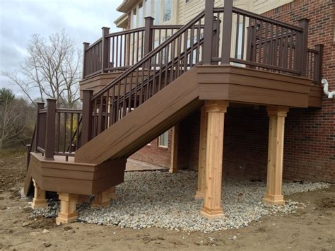 Cedar Cladding Porch Posts 17 best images about deck fascia on two year