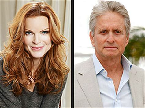 Marcia Cross Fights To Keep Photos From Being Published by Marcia Cross Says Michael Douglas S Cancer Fight Gives