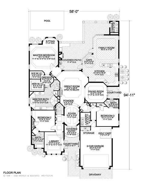 feng shui home design floor plans for large families click thumbnail image for