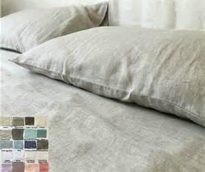 bedroom sheets linen sheet set pick your color linen sheets linen sheet