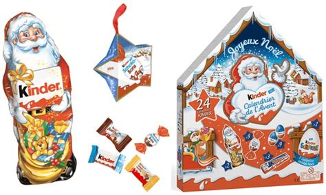 Calendrier De L Avent Kinder Maxi Maxi Box Kinder 174 Calendrier De L Avent P 232 Re No 235 L En
