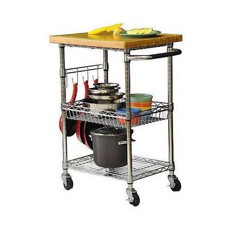 bryant mobile kitchen cart industrial kitchen islands and kitchen carts by cost plus world 10 images about shelving on pinterest bakers rack