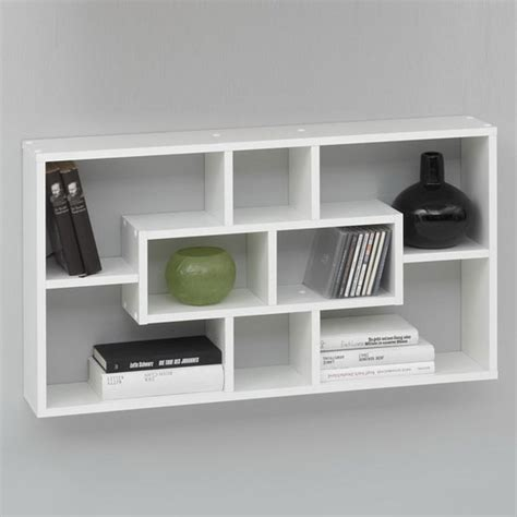 wall mountable bookshelves bookcases ideas modern shelving and wall mounted storage