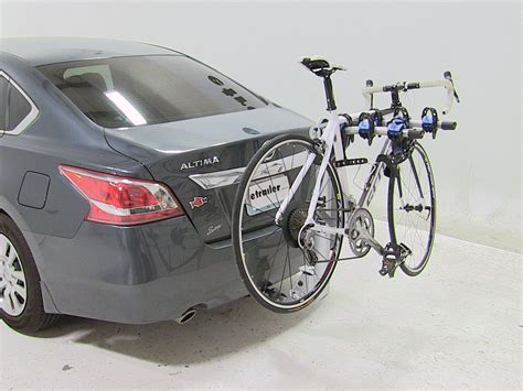 Nissan Altima Bike Rack by Thule Helium Aero 3 Bike Rack 1 1 4 Quot And 2 Quot Hitches Tilting Aluminum Thule Hitch Bike