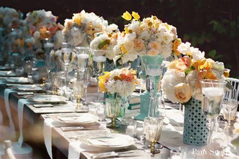 cool table centerpiece ideas wedding table centerpieces