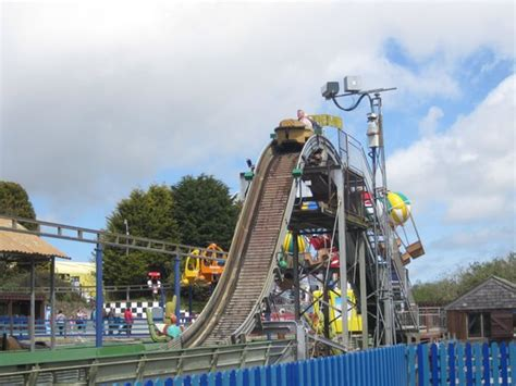 theme park cornwall skyraker picture of flambards theme park helston
