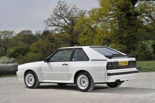 will historic cars 1985 audi sport quattro