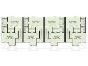 4 unit apartment building plans