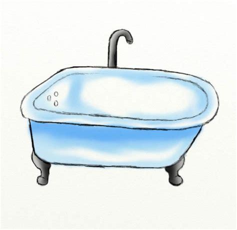 how to draw a bathtub how to draw a bath tub hubpages