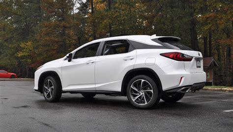 lexus sedan white 2016 lexus rx350 colors