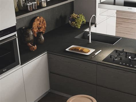 top cucina grigio top cucina in quarzo corian o ceramica ti aiutiamo a