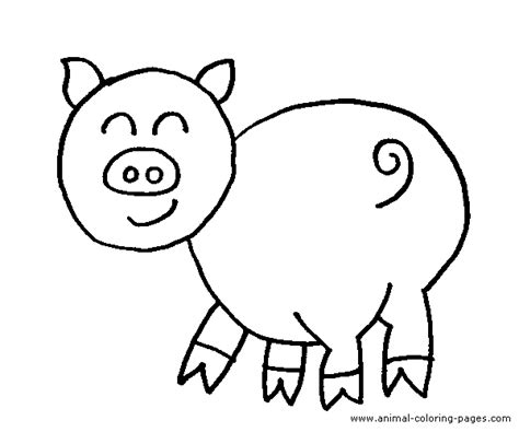 minecraft coloring pages of pigs images