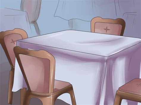 how to set a table for how to set a table for a tea party with pictures wikihow