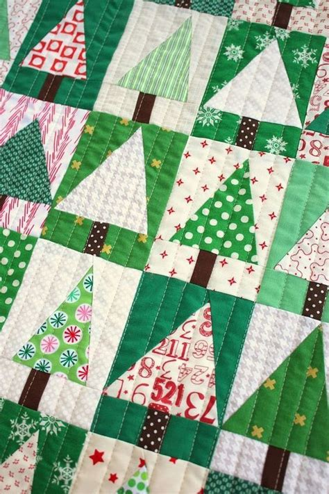 Patchwork Tutorials Free - patchwork tree quilt block tutorial smart tree