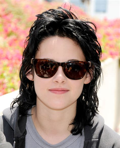 joan jett hairstyle pictures twilight cast at comic con pictures kristen stewart