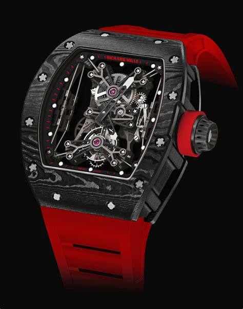 Richadr Mille richard mille rm 50 27 01 suspended tourbillon special edition for usa boutiques by