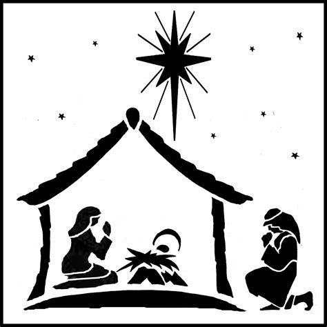 pin coloring nativity precious moments and pages on pinterest