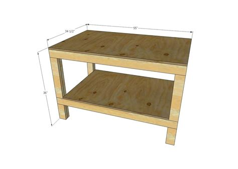 build your own work bench workbench building plans your own wooden make workbenches luxamcc