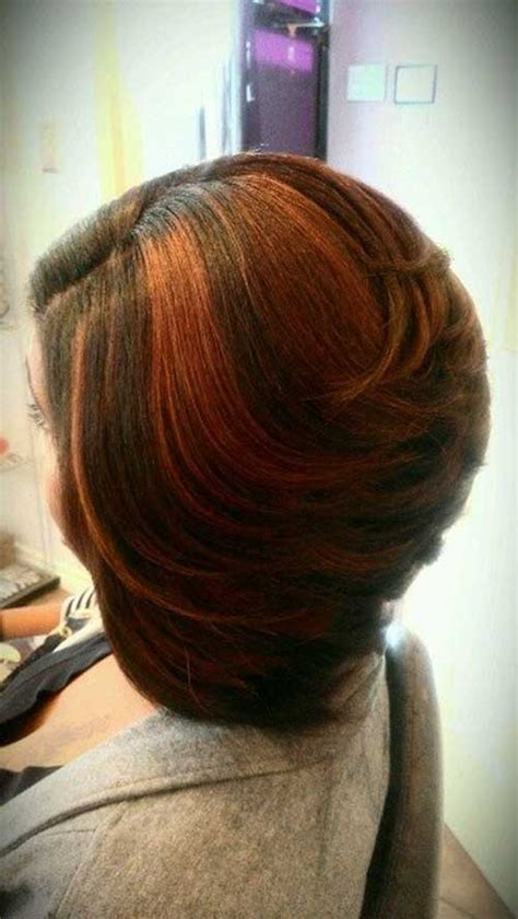 layered bob sew in hairstyles for black women for older women black women with bob hairstyles bob hairstyles 2017