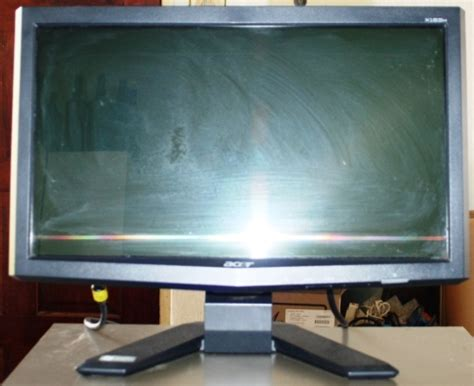 Monitor Komputer Acer 16 Inch monitors acer x163h 40cm 16 inch lcd pc monitor see