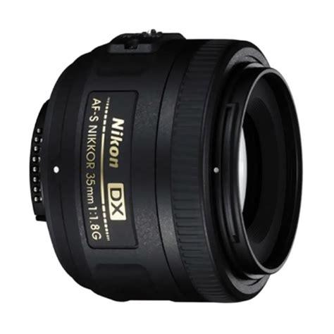 Lensa Nikon Af S 35mm F 1 8g jual kamis ganteng nikon af s 35mm f 1 8g dx lensa
