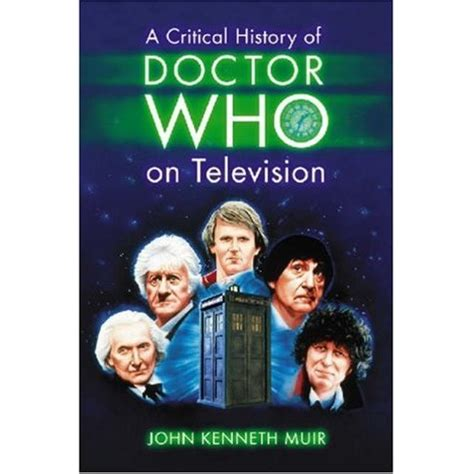 doctor who the book of whoniversal records official timey wimey edition books doctor who a critical history of doctor who on television book