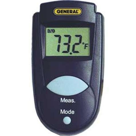 Mini Thermometer general tools instruments irt105 mini infrared thermometer