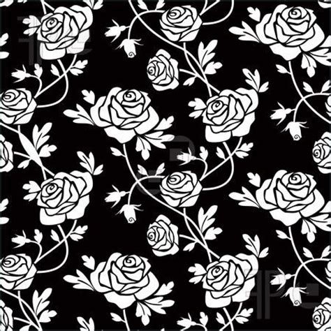 black and white rose pattern pin by louise robertson on documented life project pinterest