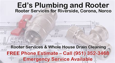 Ed Plumbing by Whole House Plumbing Repairs Eds Plumbing And Rooter