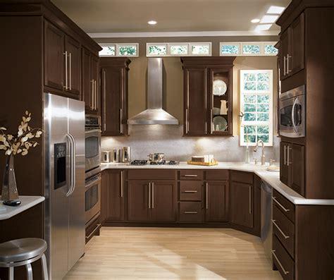Birch Kitchen Cabinets   Aristokraft Cabinetry