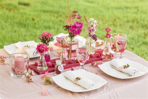 Tischdeko Sommerhochzeit by 10 Ideen F 252 R Eure Tischdekoration Zur Hochzeit Teil 2