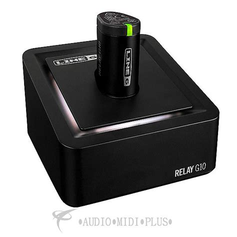 Line6 Relay G10 Guitar Wireless line 6 relay g10 guitar wireless system with rechargeable