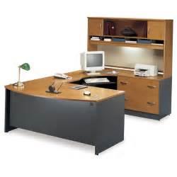 C Shaped Desk Bush Corsa Collection Furniture Series C Cherry Free Shipping