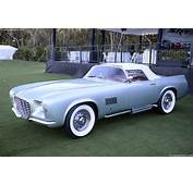 1955 Chrysler Falcon Concept Pictures History Value
