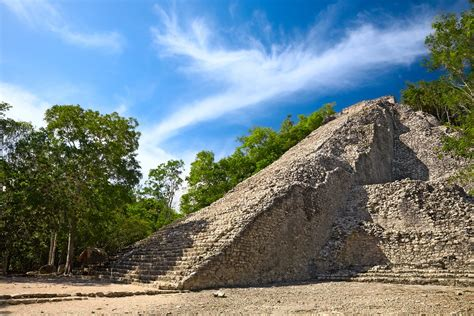coba pyramid mexico my pictures from mexico 2014 pinterest experience coba