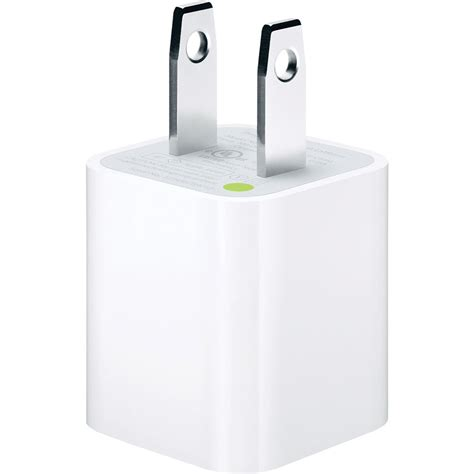 Apple 5w Usb Power Adapter Apple 5w Usb Power Adapter Md810ll A B H Photo