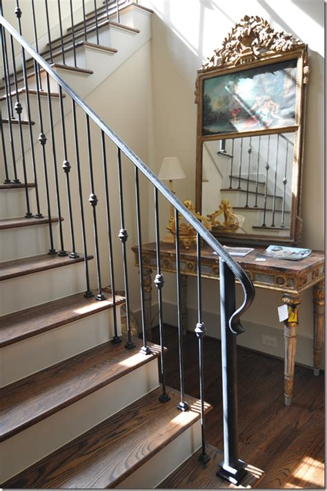 Wrought Iron Banister Railing Best 25 Wrought Iron Handrail Ideas On Pinterest