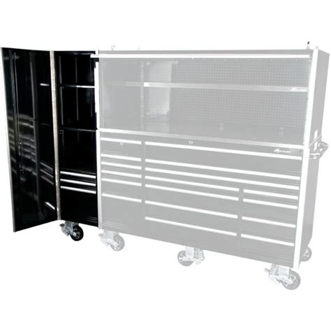tool box side cabinet tool vault 72 quot elite 23 drawer tool cabinet with hutch 2