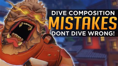 dive comp overwatch dive comp misconceptions debunked